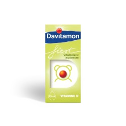Davitamon First Vitamine D Aquosum